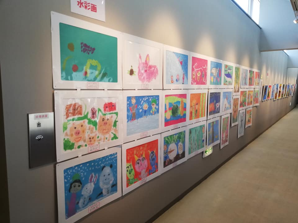 パレットハウス 春の作品展 2021年 新川文化ホール